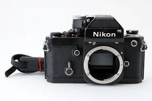 [As-Is] Nikon F2 Photomic Black DP-1 35mm SLR Manual Focus Camera From JAPAN