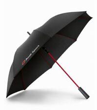 Audi Regenschirm, Audi Stockschirm, Audi Sport Umbrella, gross, schwarz /rot