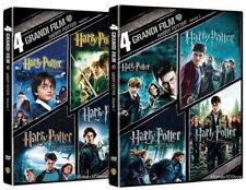 HARRY POTTER - 2 COFANETTI COLLEZIONE COMPLETA (8 DVD)
