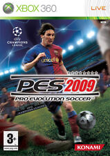 Pro Evolution Soccer 2009 PES 2009 XBOX360 USATO ITA