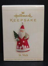 [57276] 2006 HALLMARK KEEPSAKE CHRISTMAS ORNAMENT ST. NICK (SANTA CLAUS)