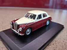 Oxford Die-cast MG Magnette Cream over Burgendy 1:43 scale