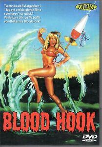 BLOOD HOOK (1986) - DVD - Uncut...