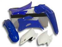 RACETECH PLASTIC KIT (OEM) YAMAHA WRF 250 WR 250F 2007 2008 2009 2010 2011 -2013