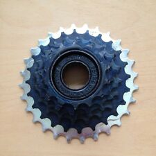 SUNRACE 6 SPEED FREEWHEEL 14-28 TEETH INDEX SHIMANO SIS or FRICTION