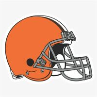 Cleveland Browns #2 NFL Logo Die Cut Vinyl Decal Buy 1 Get 2 FREE