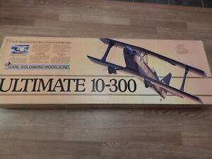 CARL GOLDBERG Carl Goldberg Ultimate Biplane 10-300 Kit