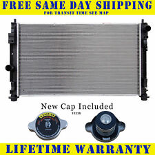 Radiator With Cap For Dodge Jeep Fits Sebring Caliber Compass Patriot 2951WC