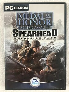 Medal of Honor: Allied Assault Spearhead - Expansion Pack - Windows PC Complete