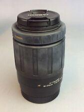 Utiliza Tamron 80-210mm af F4.5-5.6 Lente Para Minolta AF en caso Lowpro