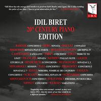 B. Bartok / Idil Bir - Idil Biret 20th Century Piano Edition [New CD] Boxed Set