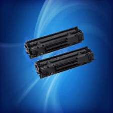 2PK NON-OEM CB436A for HP 36A P1505N P1505 M1522NF M1522N M1120 M1120N