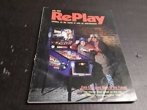 RePlay Monthly July 1990