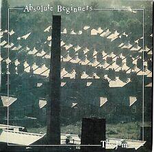 THE JAM - ABSOLUTE BEGINNERS 1981/2001 UK ENHANCED CD SINGLE REPLICA CARD SLEEVE