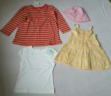 BNWT Gorgeous 4 pièces filles Summer Bundle incl Osh Kosh robe/top etc 2-3yrs