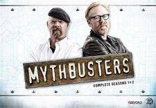 Mythbusters : Season 1-2 (DVD, 2016, 11-Disc Set)