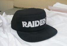 NFL Oakland Los Angeles Raiders Vintage New Era Hat