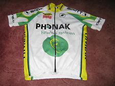 Phonak temps Look Scott Castelli italien Maillot de cyclisme [L]