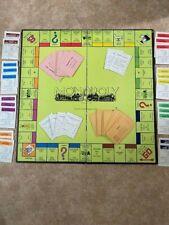 Monopoly Vintage 1950's Spares