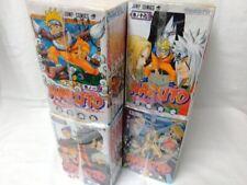 Japanese Comics Complete Full Set Naruto vol. 1-72