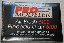 Revell Pro-Modeler Air Brush Airbrush  Hobby Paint Kit 6100 New Old Stock