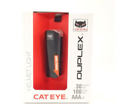 CatEye Duplex Bicycle Helmet Light SL-LD400