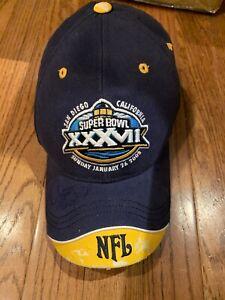 NFL Super Bowl XXXVII Hall of Famer #28 Curtis Martin Signature - READ