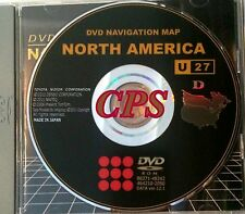 Latest Update 2005 2006 Lexus RX330 RX 330 & GX470 GEN4 Navigation DVD Map U27