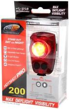 CygoLite Hotshot Pro 200 Lumens LED Bicycle Rear Tail Light USB Rechargeable