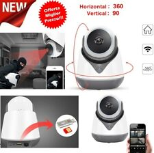 Ip Camera Wifi Hd CON PORTA USB PER MODEM 3g 4g Cloud Accesso remoto WEB SERVER