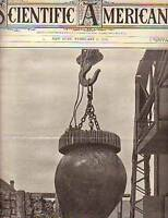 1909 Scientific American Feb 6 - Panama Canal, Boston
