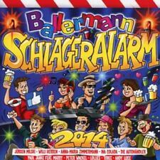 Ballermann Schlageralarm 2014 von Various Artists (2014) - neu + OVP