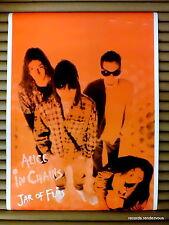 Alice In Chains Jar of Flies Uk M Vintage Promo Poster Orig 1994 [24x34] Grunge