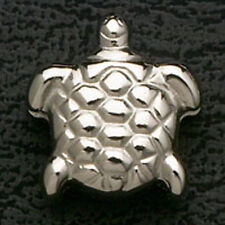 Sea Turtle European Beads Fits Charm Bracelet & Necklace Stainless Steel Silver