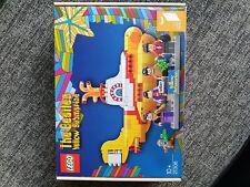 LEGO Ideas Yellow Submarine (21306)