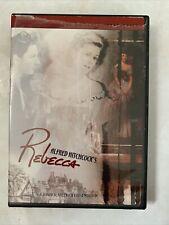 Rebecca (Dvd, 2001, 2-Disc Set, Criterion Collection)