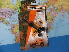 MATCHBOX MBX LOCKHEED MARTIN F-35B / OSHKOSH M-ATV MISSION COMBAT BRAND NEW