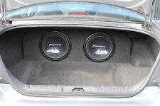 """EMPTY! Ford FPV BA BF FG Falcon xr6 xr8 12inch sub 12"""" subwoofer box"""