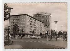 IMMERMANNSTRASSE, DUSSELDORF: Germany postcard (C22419)