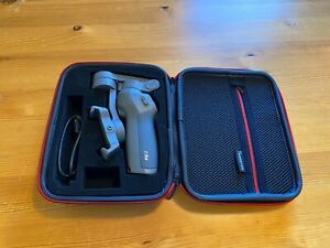 DJI Osmo Mobile 3 - immaculate, used twice - comes with padded case