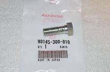Honda New Brake Hose Oil Bolt 200 250 500 550 650 700 750 CBX 1000 90145-300-010