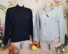 """Lot vêtements occasion femme ... Pull, Gilet """" Le petite baigneur """" ... T : 38"""