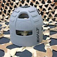 NEW Exalt Paintball Tank Grip Cover for Carbon Fiber Bottles  - LE Grey/Black