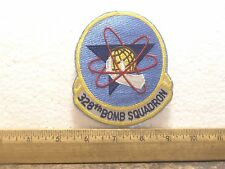 US Air Force – 328th Bomb Squadron Embroidered Patch (NOS)