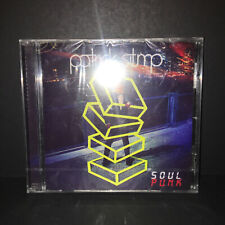 Patrick Stump Soul Punk CD 2011 Fall Out Boy Solo Record NEW and SEALED