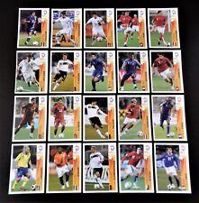 Panini UEFA Euro 2008 Austria/Switzerland 20 Star Players Lot 2