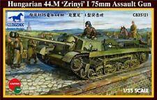Bronco cb35121 Hungarian 75mm Assault Gun 44.m Zrinyi I en 1:35