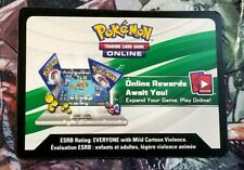 【Online Code】Sun Moon Team Up Booster Pack x4【Sent FAST via Email/Message!】