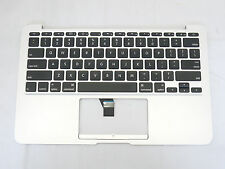 "USED Top Case Palm Rest with US Keyboard for Apple MacBook Air 11"" A1370 2010"