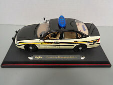 Maisto 1:18 Scale Chevrolet Impala Tennessee State Trooper Diecast Police Car